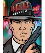 Archer - the complete 8th season (Dreamland) on DVD - starring H. Jon Be... - $14.99