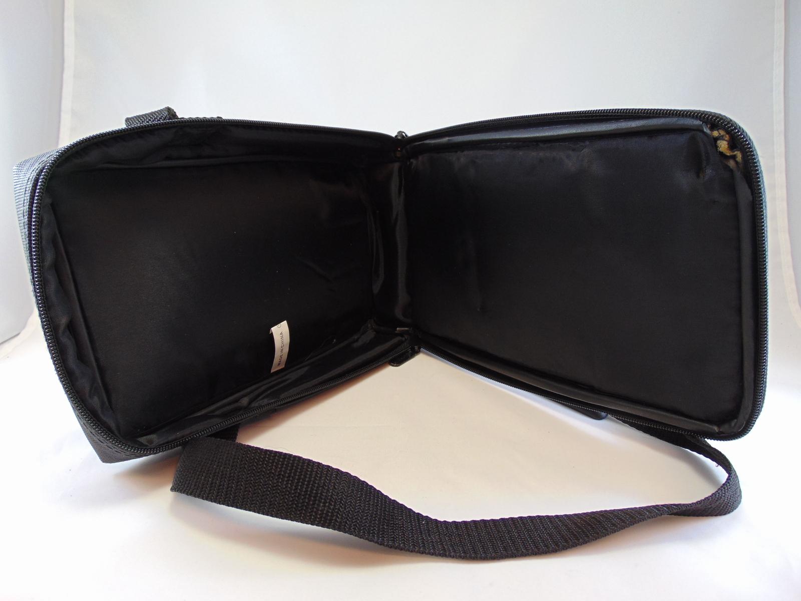 Vintage Official Nintendo Gameboy carry bag black