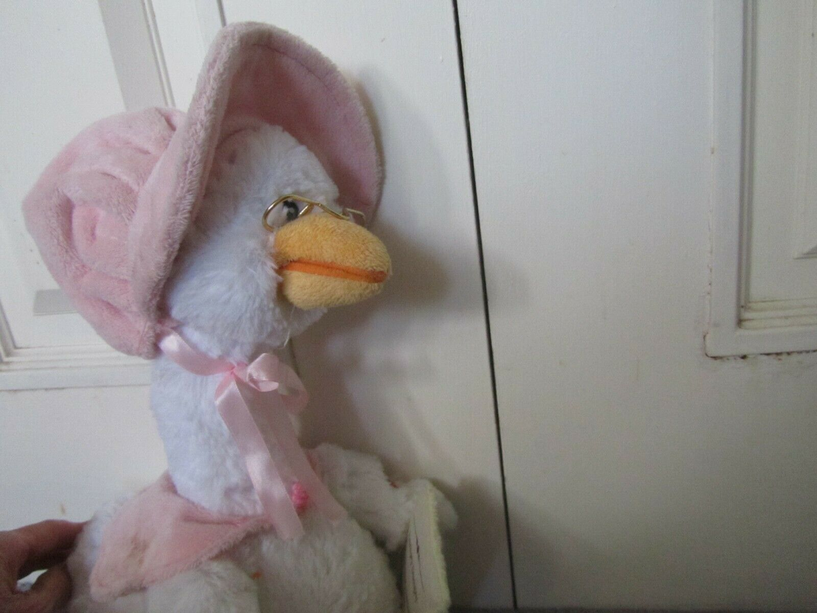Mother Goose Nursery Rhyme Talking Animated Plush Doll 7 Rhymes Cuddle Barn image 2