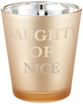 Lenox Golden Holidays Naughty or Nice Votive - $9.84