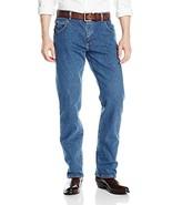 Wrangler Men's Big and Tall Big & Tall Rugged Wear Regular-Fit Jean, Vin... - $39.59