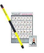 "NEW Bodyblade CxT Kit w/ 40"" Inch Blade, DVD & Exercie Poster - NEW !!!!! - $79.19"