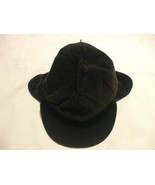 Corduroy Hat  Charcoal Grey Spring Fall Winter Boys Girls - $13.41