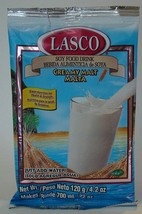 Lasco Soy Food Drink - Creamy Malt Flavor - (Pack of 12) - $29.99