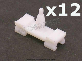 BMW E38 (1995-2001) Roof Moulding Clip GENUINE OEM NEW (12 ) + 1 year Warranty - $42.85