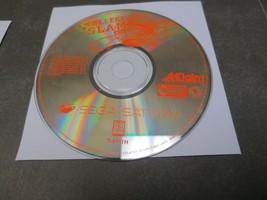 College Slam (Sega Saturn, 1996) - $11.99
