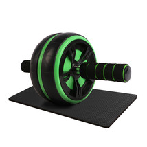 Abdominal Roller | Ab Wheel | Knee Pad | Green - $19.99