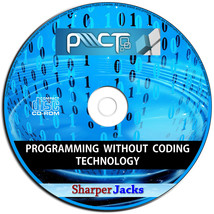 NEW & Fast Ship! PWCT Learn Programming The Easy Way Without Coding Soft... - $11.67