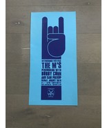 CHICAGO Indie Pop The M's With Bobby Conn Sam Prekop Early 2000's Empty ... - $25.00