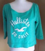 Hollister ~ Juniors Size Small ~ Crop Sweatshirt - $12.95
