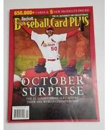Beckett Baseball Card Plus #27: Dec./ Jan. 2007 St. Louis Cardinals Cham... - $13.81