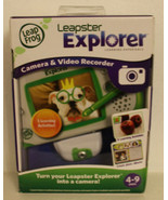New! Leap Frog Leapster Explorer Camera & Video Recorder - $18.80