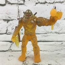 Marvel Legendens Molten Man Action Figure Spiderman Villain Hasbro Toy - $11.88