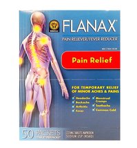 Flanax Analgesic 220 Mg Display - Analgesico - $19.48+