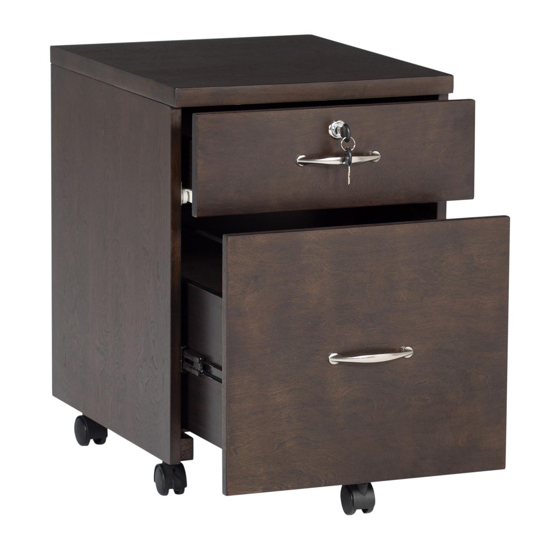studio designs newel 2 drawer wood file filing cabinet with lock filing cabinets. Black Bedroom Furniture Sets. Home Design Ideas
