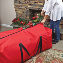 Simple Living Solutions Jumbo Multi-Use Christmas Holiday Decor Storage Bag NEW image 3