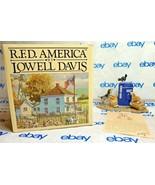"Lowell Davis ""A Quiet Day in Maple Grove"" Figurine  1992 Schmid IOB Card... - $358.86"