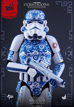 """HOT TOYS  Movie Masterpiece """"Star Wars"""" Stormtrooper Figure Limited New G47 - $839.98"""