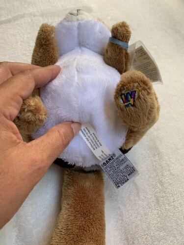 "Ganz Webkinz 9"" Chimpmunk Plush stuffed toy HM217. B2 Used nice Kids Doll Toy image 7"