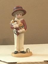 "Jan Hagara ""Chris"" Limited Edition 1985-86 Figurine - $30.00"