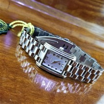 New Vintage Womens POLO Stainless Steel Curvex Watch Beverly Hills Polo  - $95.00