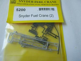 American Limited # 5200 Snyder Fuel Crane 2 Pack HO-Scale image 4