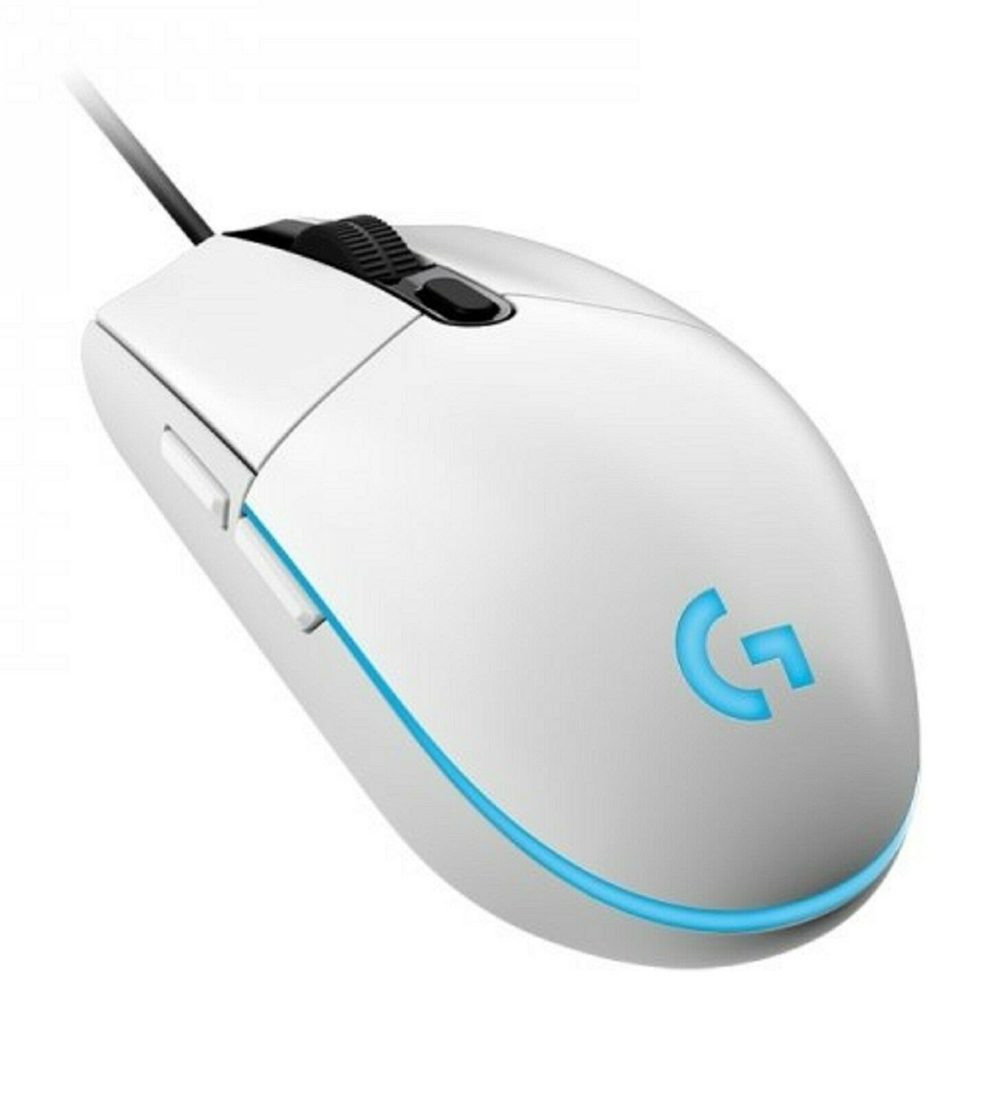 Logitech G102 Prodigy Wired Gaming Mouse Official Package (White)