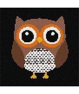 pepita Easy Owl Needlepoint Canvas - $50.00