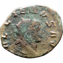 253 - 268 A.D Roman Empire Gallienus Antoninianus Coin Siscia Mint (MO939-) - $35.00
