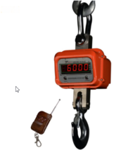 Zenith Z-CR 6Klbs x 1lb Heavy Duty hanging Crane Scale with Free Shipping - $279.99
