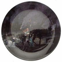 Danbury Mint Wedgwood Lord of The Rings Plate from Second Series - Eowyn and The - $50.95