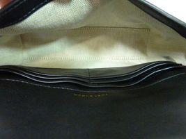 NWT Tory Burch Black Leather Miller Metal Cross-Body Bag/Mini Shoulder Bag $398 image 8