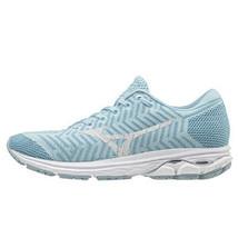 Mizuno WAVEKNIT R2 Women's Running Shoes Blue Walking Gym Outdoor J1GD18... - $116.76