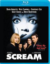 Scream (Blu Ray) (Ws/Eng/Eng Sub/Span Sub/5.1 Dts)