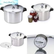 Presto 1755 16-Quart Aluminum Pressure Cooker/Canner - €68,24 EUR