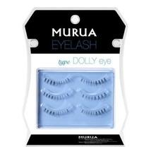 MURUA EYELASH DOLLY eye lower eyelashes - $39.08