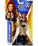 Eva Marie WWE Superstar #50 Wrestling Figure by Mattel NIB - $49.49