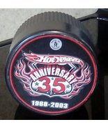 Hot Wheels 35th Anniversary Wrist Watch. 2003 Limited Edition, 1 of 750.... - $95.00