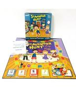 Scavenger Hunt for Kids Board Game University Games Indoor Hunt  - $10.40