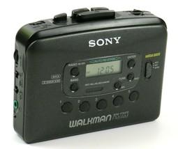 Vintage Sony Walkman WM-FX415 AM/FM Cassette Player, Partial Working - Read - $29.69
