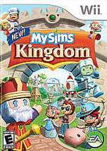MySims Kingdom (Nintendo Wii, 2008) Video Game Complete - $12.98