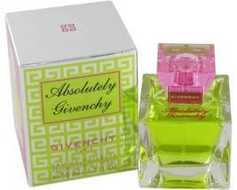 Givenchy Absolutely Givenchy Perfume 1.7 Oz Eau De Toilette Spray image 5