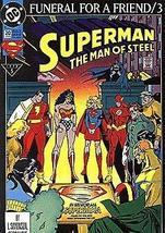Superman: Man of Steel (1991 series) #20 [Comic] [Jan 01, 1991] DC Comics - $4.89