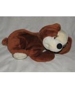 Sunburst Pets 1983 Vintage Plush Brown Dog Commonwealth Vtg Stuffed Anim... - $29.69