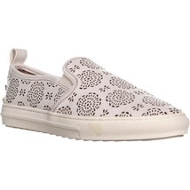 Coach C115 Perforated Slip On Sneakers, Primrose, 5.5 US / 35.5 EU - $70.07