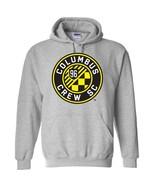 SOCCER Major League Soccer Columbus Crew SC Logo 0579 Hoodie - $34.99