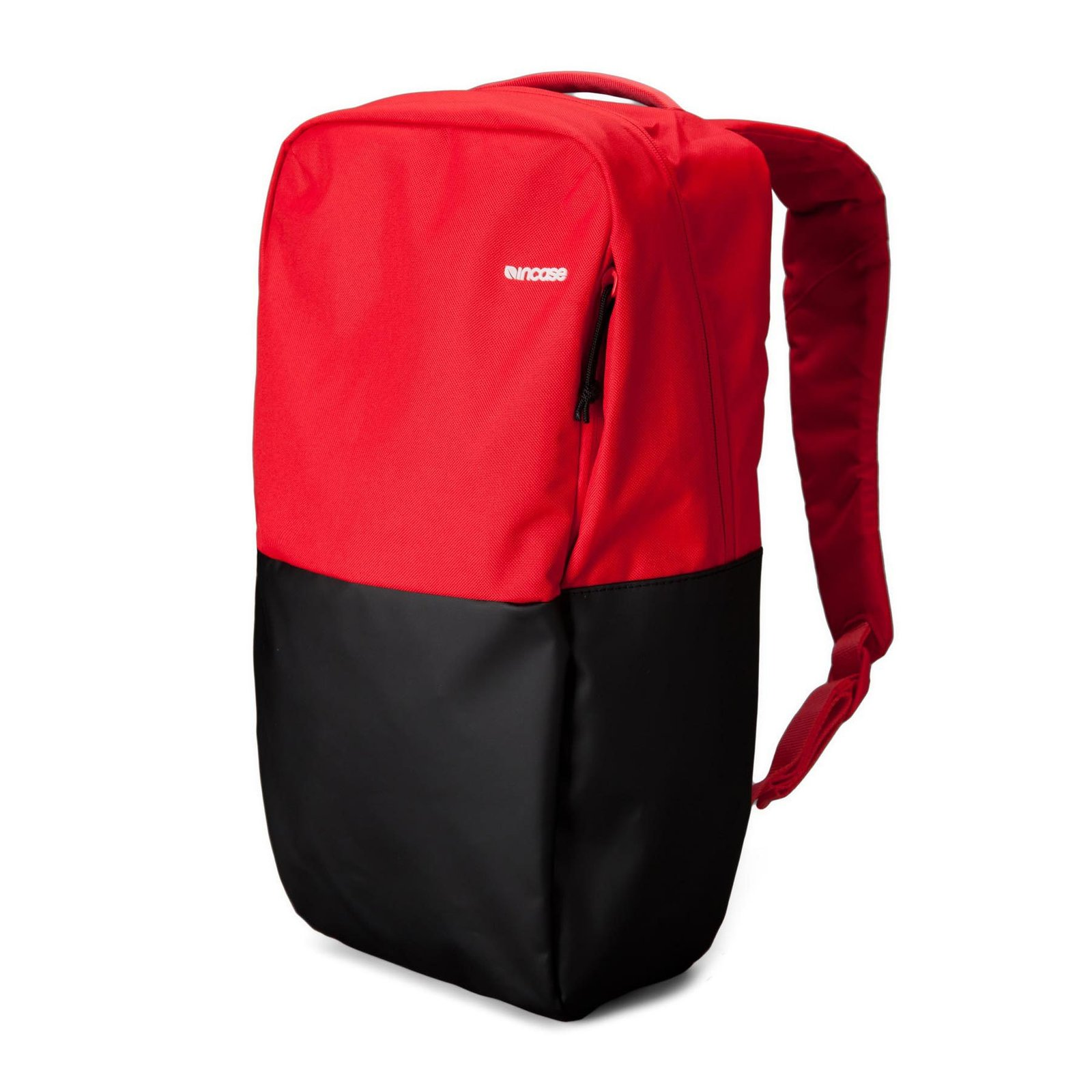 Incase Staple Backpack Red Black, Red/Black, One Size