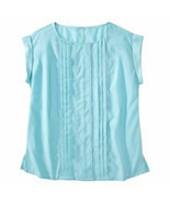 JASON WU for Target Belize Blue Blouse - Women's Large L - $18.16 CAD