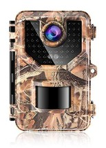 Sesern Trail Camera 16MP 1080P, IP66 Waterproof Game Camera with 940nm N... - $60.19