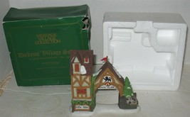 Vtg Department 56 Postern 10th Anniversary Dickens' Christmas Village in Box - $27.72